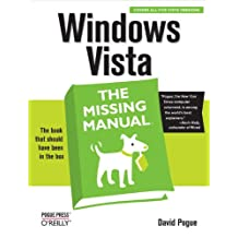 Windows Vista: The Missing Manual (English Edition)