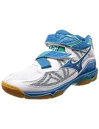 [Mizuno 美津浓] 排球鞋 WAVE 阿尔忒弥斯 4 MID [女士] (现行款)
