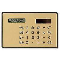 eBuyGB 超薄信用卡计算器 金色