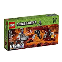 LEGO 乐高 Minecraft 凋零巫师/The Wither 21126