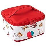 保冷午餐包 可可可 红色 Mサイズ RYL-712