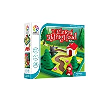 SMRT Games 小红帽 拼图 Little Red Riding Hood Deluxe SG021JP 正品