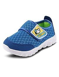 SENFI 儿童透气网状轻便步行鞋跑步运动鞋(小童/幼儿)