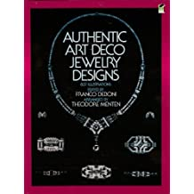 Authentic Art Deco Jewelry Designs (Dover Jewelry and Metalwork) (English Edition)