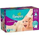 Pampers cruisers 尿布, 37000933953, Cruisers尿不湿, 5, 1, 1