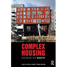Complex Housing: Designing for Density (English Edition)