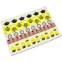 路可 午餐垫 黄色 (约长32×宽45cm) VS-148-01