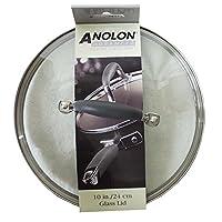 ANOLON ADVANCED PEWTER COLLECTION 玻璃盖 25.40 厘米