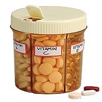 easycomforts 6-section Pill 记事本