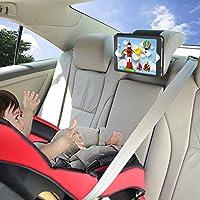iPad 车载支架 WANPOOL 车载头枕支架支架9.7英寸 iPad Air 不适合 ipad air 2