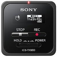 Sony 索尼 ICD-TX800 数码录音播放器/录音笔 内置蓝牙遥控 16G机身内存 黑色