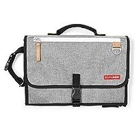 美国Skip Hop Pronto便携式多功能婴儿换片垫/布尿垫-条纹SH202006
