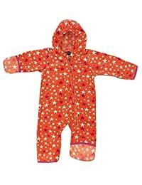 Arctix 婴儿雪花睡衣 6-9 个月 橙色 1603-131-6/9M-131-6-9 Months