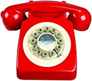 746 Replica Phone 1960s 经典设计 - 红色盒 均码 红色