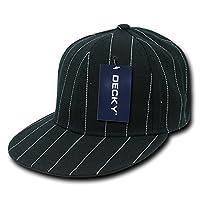 DECKY Pin 条纹棒球帽