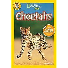 National Geographic Readers: Cheetahs (English Edition)