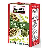 Explore Cuisine - 有机Edamame意粉 - 8 盎司