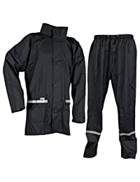 Lyngsoe LR1389-07-XXL 尺码 2XL 微弹夹克和裤子 - 黑色-P 黑色 X-Small LR1389-07-XS
