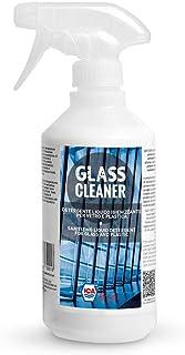 Ica 为您清洁塑料玻璃和表面清洁剂具有高致致敏能力500毫升