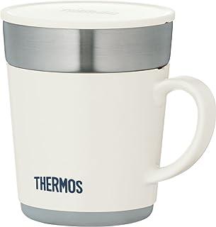日本直接发送 THERMOS 暖杯240毫升 (white)