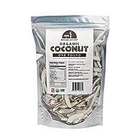 Mavuno Harvest Fair Trade Gluten Free Organic Dried Fruit, Coconut, 1 Pound