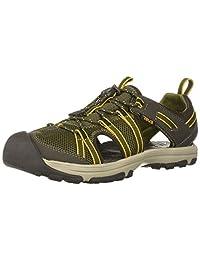 Teva 儿童 Y Manatee 运动凉鞋