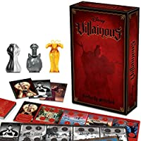 Ravensburger Disney Villainous:完美包裹战略棋盘游戏,适合 10 岁及以上儿童 - 独立和扩展至 2019 年年度玩具游戏*得主