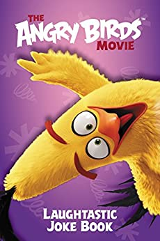 """""""The Angry Birds Movie: Laughtastic Joke Book (English Edition)"""",作者:[Carbone, Courtney]"""
