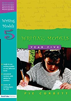 """Writing Models Year 5 (English Edition)"",作者:[Corbett, Pie]"