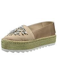 塞巴斯蒂安专业女式 s7587satcam + Oro 帆布鞋