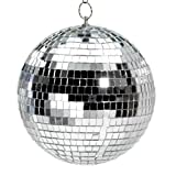 MIRROR BALL 带彩色 BOX Mirrored 8-Inch