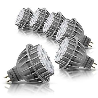 OSRAM LED 灯泡 E14 复古经典 BW LED 灯/2W - 23 瓦更换,双绞蜡烛外观/透明,暖白色 - 2700K 白色 6 Pieces 4052899945241