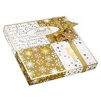 Lindt & Sprüngli 瑞士蓮 金裝夾心巧克力禮盒,1包(1×180克)