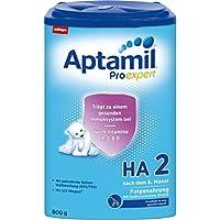 Aptamil 爱他美 ProExpert HA免敏奶粉2段 4罐装 (4 x 800 g)