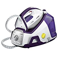 Bosch 博世 tds8080 蒸汽熨斗 2400 W 白色 / 深紫色