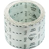 "Bosch 博世 F03E0067WU 7900"" P150 抛光膜,透明,115 x 10000 mm"