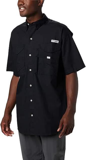 Columbia 男士 Bonehead 短袖工作衫