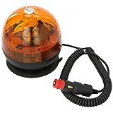 JBM 52299 旋转应急灯 带打火机插座