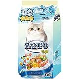 SANPO 珍宝极地鳕鱼饼猫粮 1.2kg(包装更新,随机发送)