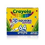 Crayola 绘儿乐 64色可水洗水彩笔套装