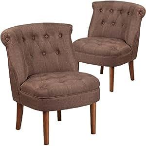 Flash Furniture HERCULES Kenley 系列织物簇绒椅