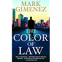 The Color of Law: A Novel (Scott Fenney Series Book 1) (English Edition)