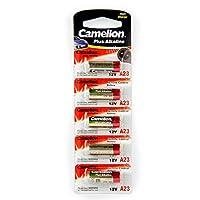 Camelion 飞狮 A23-BP5 超强碱性A23遥控器电池 5粒卡装