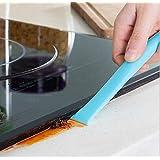创意家居日用 优质PC材质多功能清洁刮刀(颜色随机)(5个装)