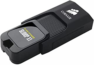 Corsair Flash Voyager Slider X1 128GB USB 3.0 Flash Drive Corsair Flash Voyager Slider X1 128GB USB 3.0 Flash Drive 黑色 16 GB