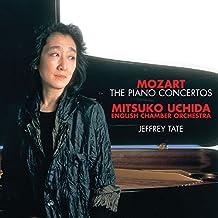 进口CD:莫扎特钢琴协奏曲 内田光子(CD)