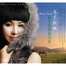 乌兰托娅:我在草原等你来(CD)