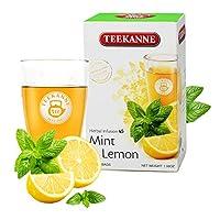 2盒 TEEKANNE德康纳 花草茶饮 30g/盒 德国原装进口 (薄荷柠檬花草茶饮)