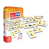 Junior Learning Beginning Sound Dominoes 教育动作游戏