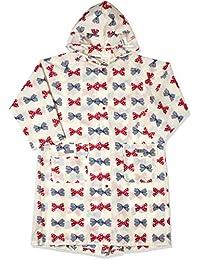 雨衣 波点和条纹的法式蝴蝶结 N76020 110
